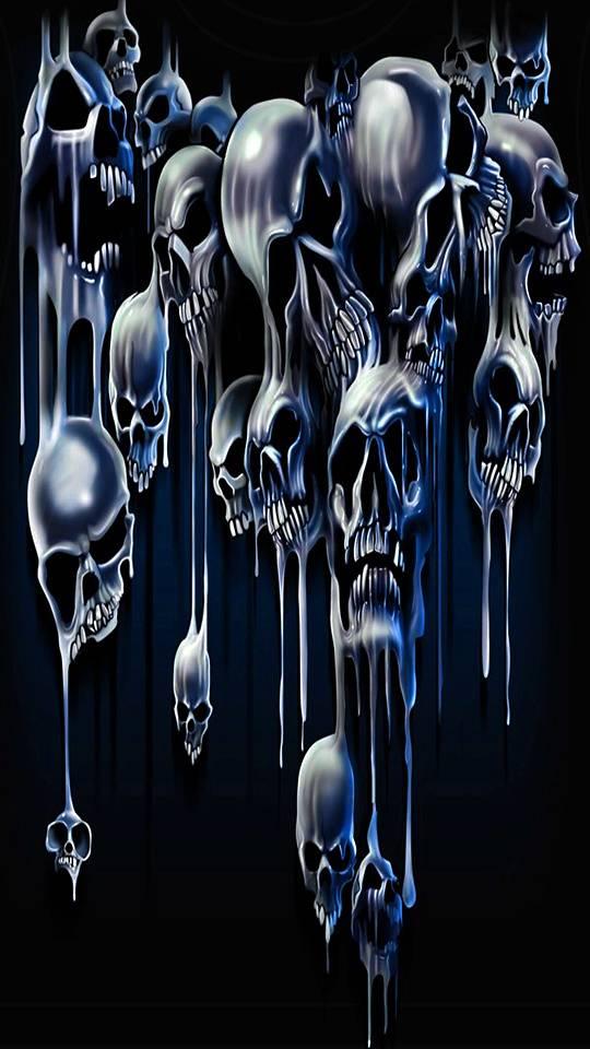 skull liquid
