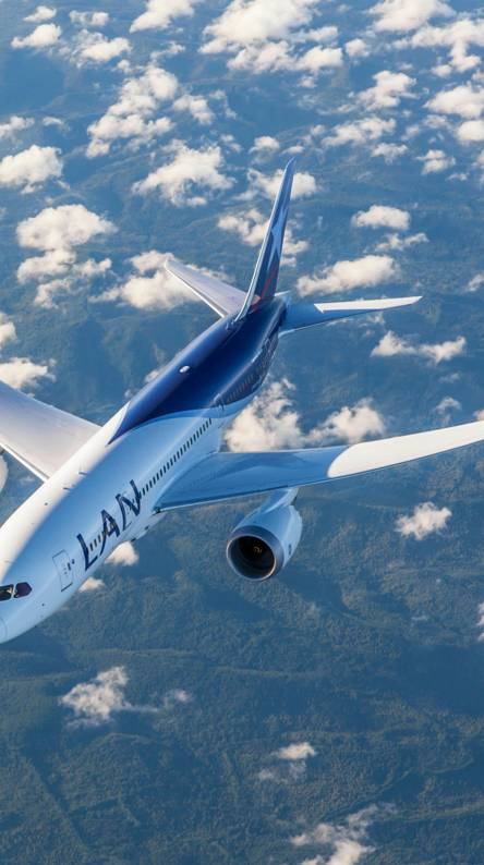 Boeing 787 Wallpapers Free By Zedge