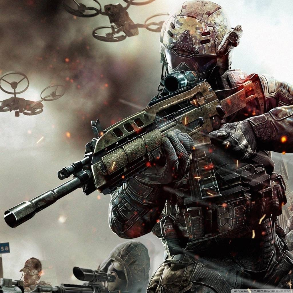 Call Of Duty 2 Wallpaper By Hishrocks A9 Free On Zedge