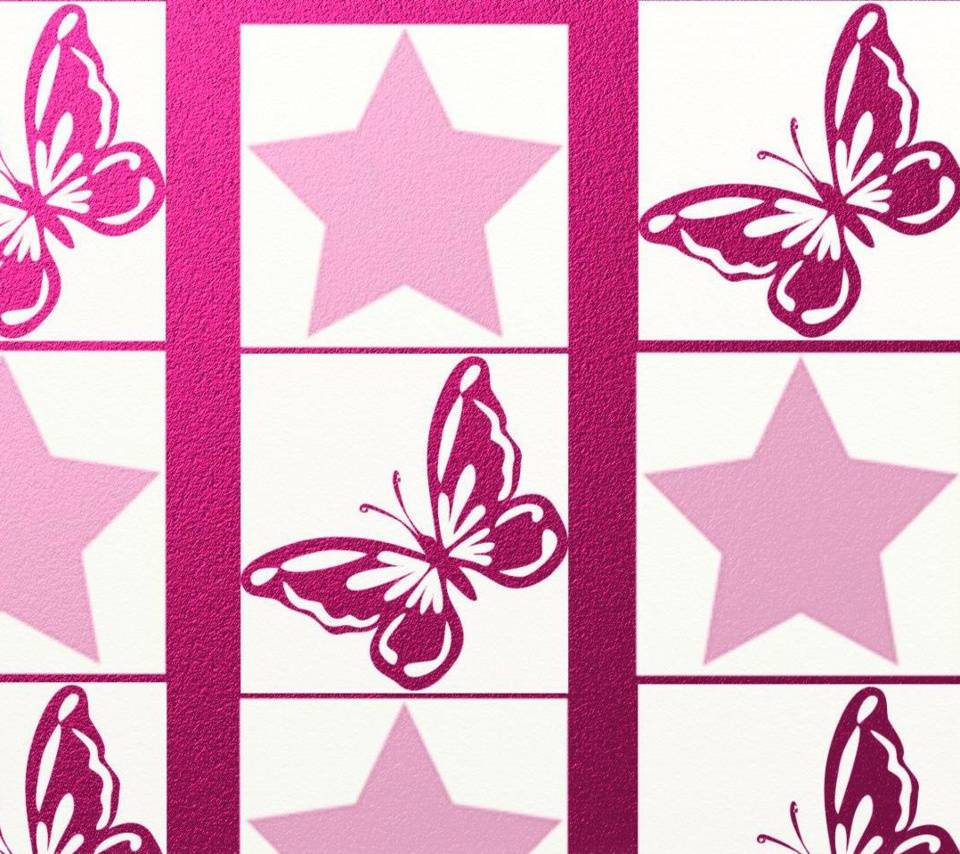 Butterflies And Star