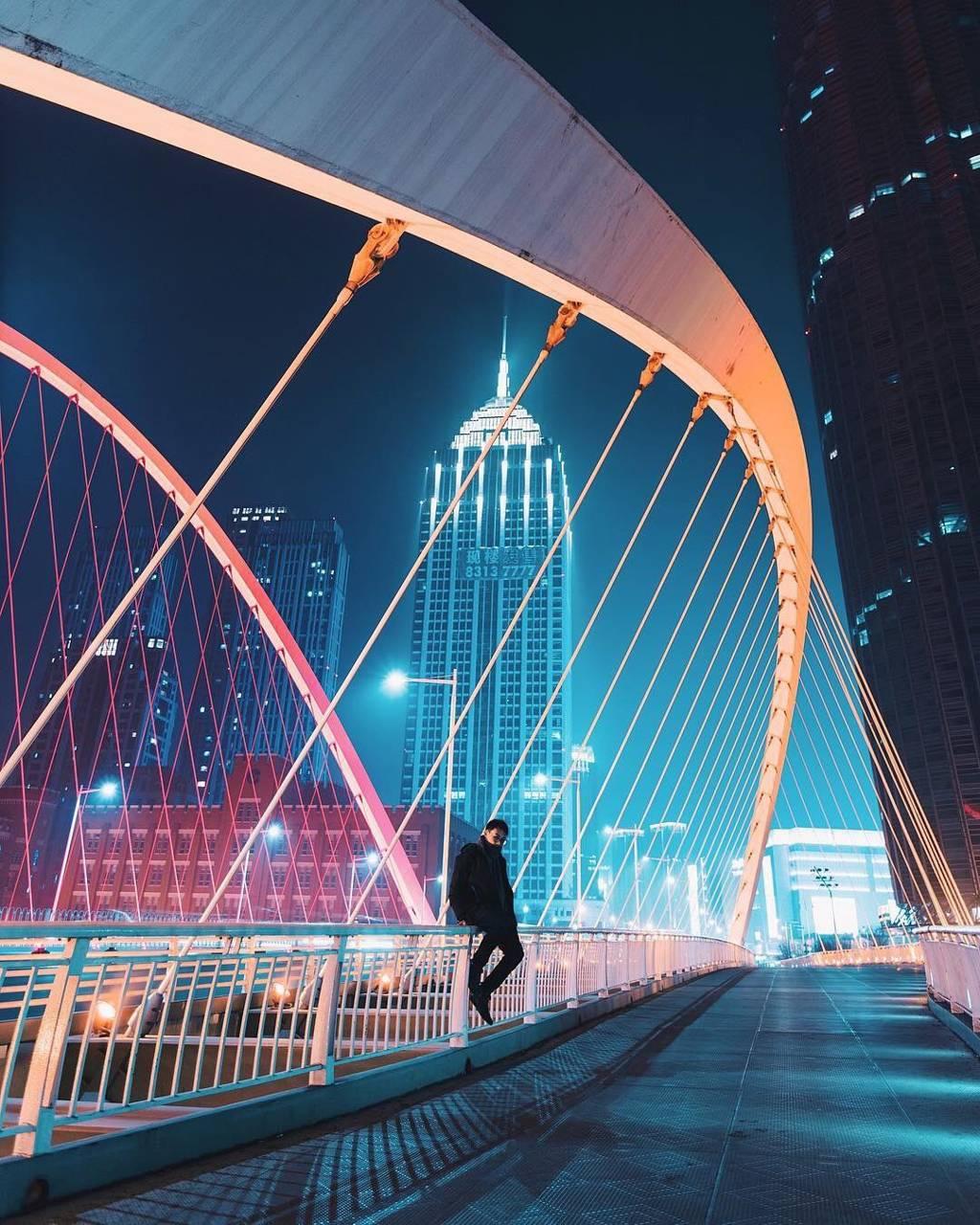 Skylines China