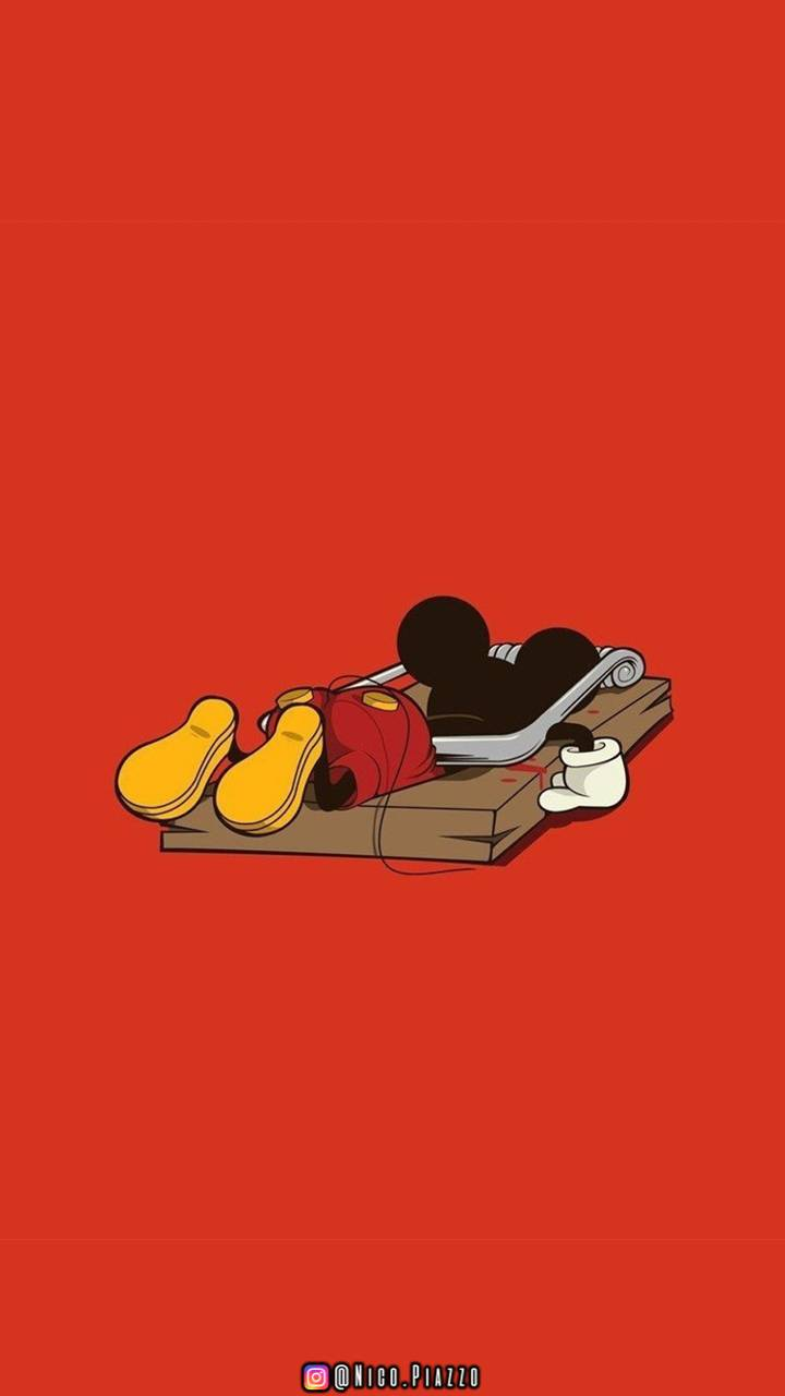 MICKEY MOUSE DEAD