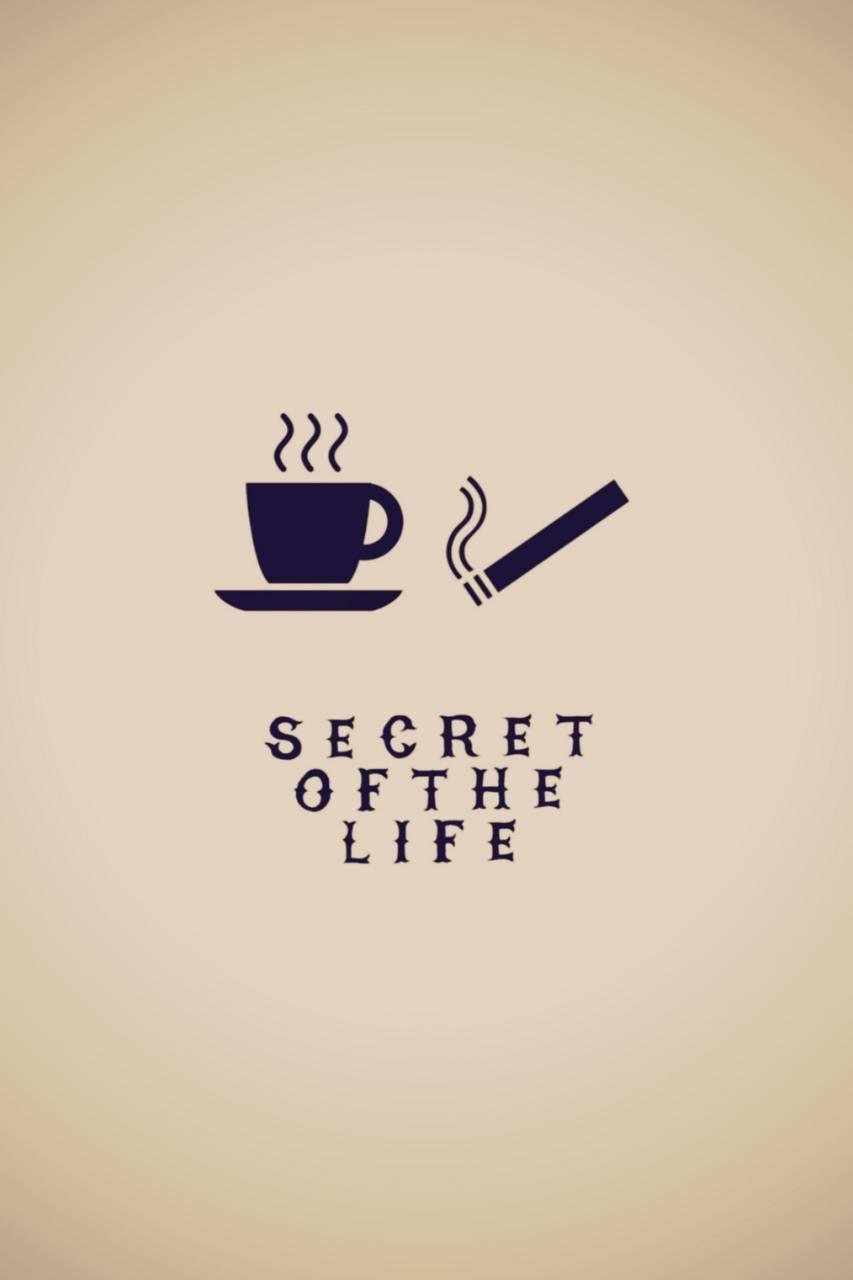 coffee and smoke