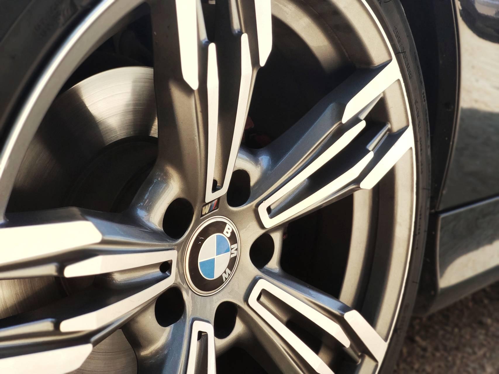 BMW Ultra HD Wheels