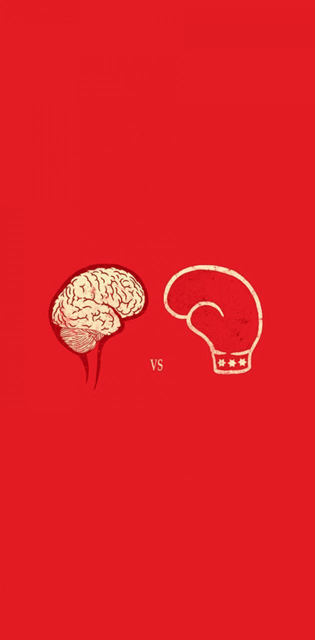 Brain vs BoxingGlove