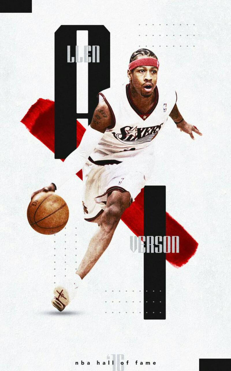 Allen Iverson Wallpaper By Dawolf409 6b Free On Zedge