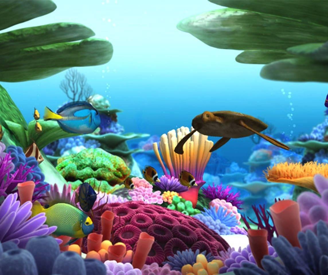 Colorful Aqua
