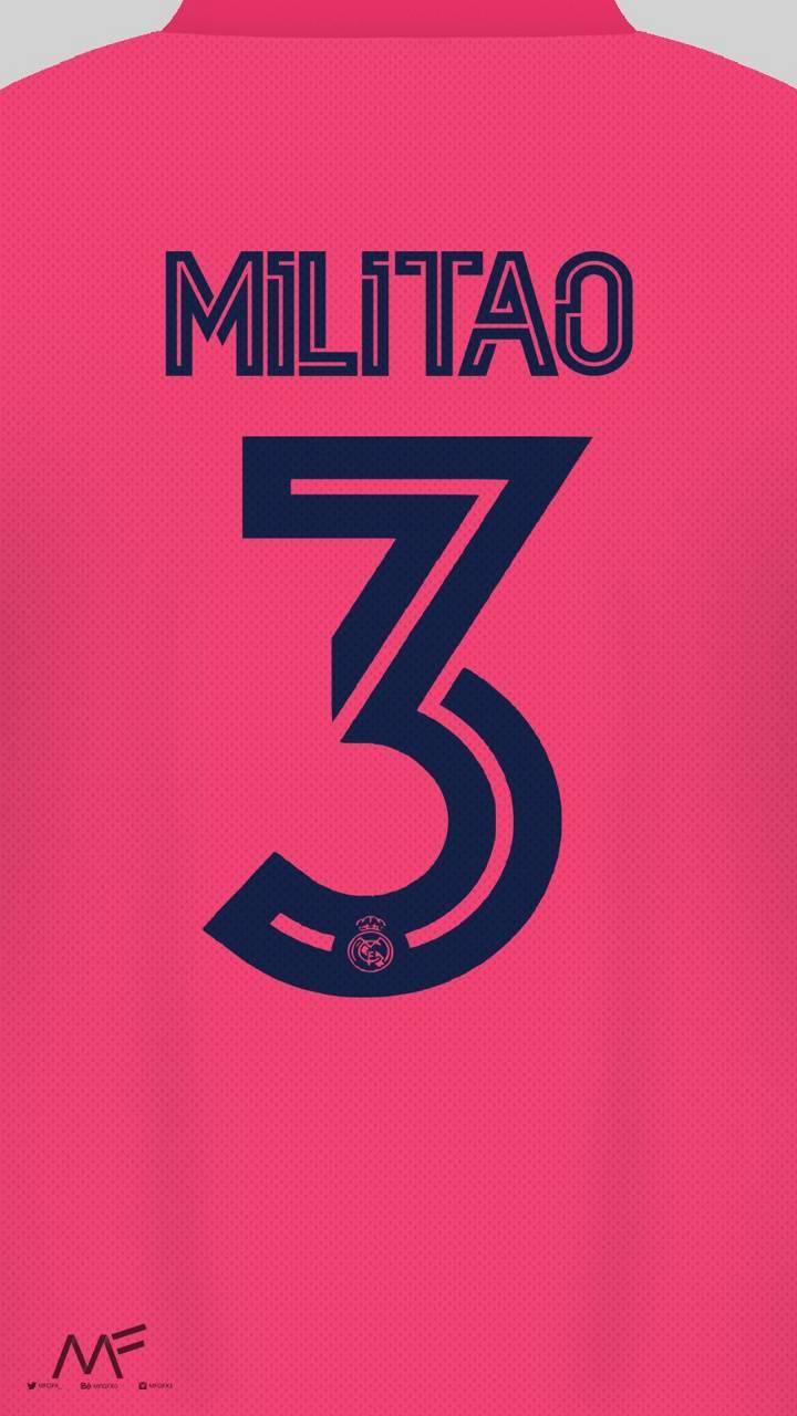 Militao Away