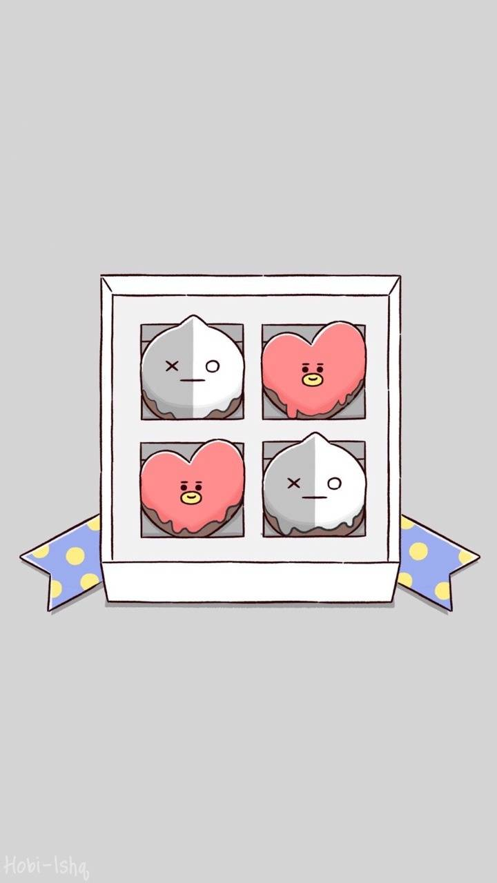 Bt21 Wallpaper By Lyvies 99 Free On Zedge