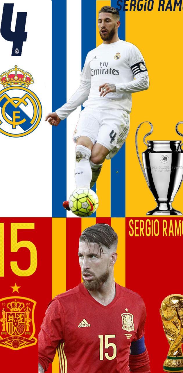 Sergio Ramos 4 15