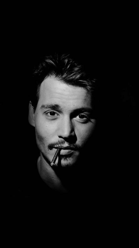 Johnny Depp -Black-