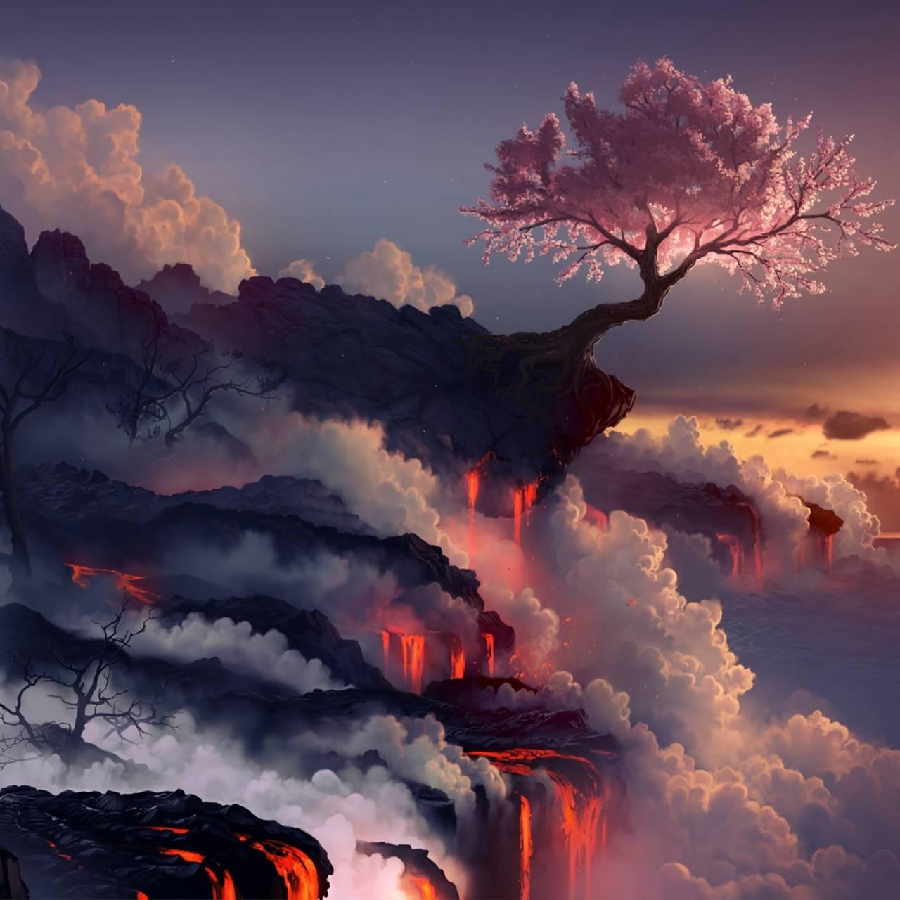 Mountain Magma