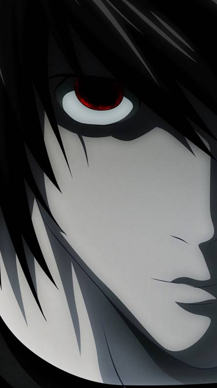 L Death Note Wallpapers Free By Zedge