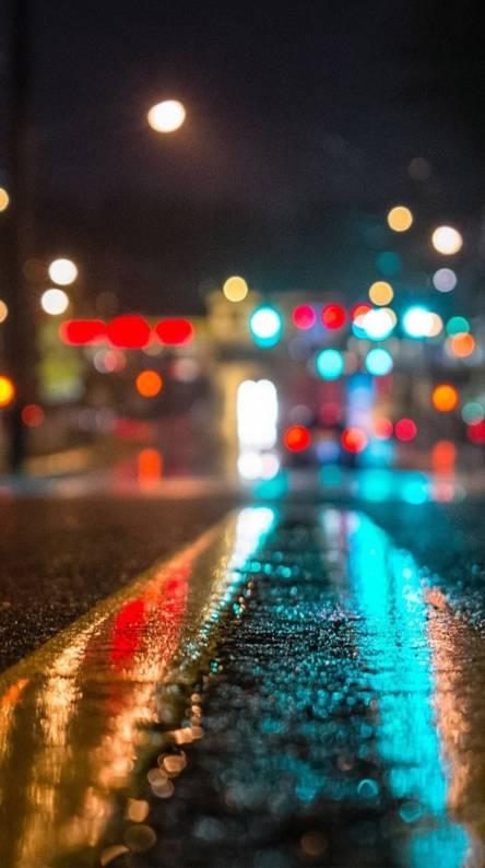 Road at Night iP6