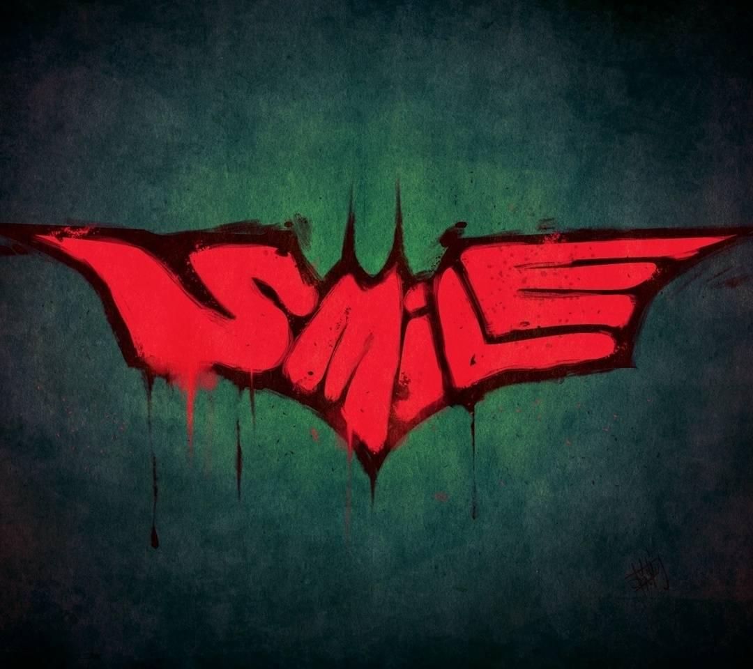Batman Smile