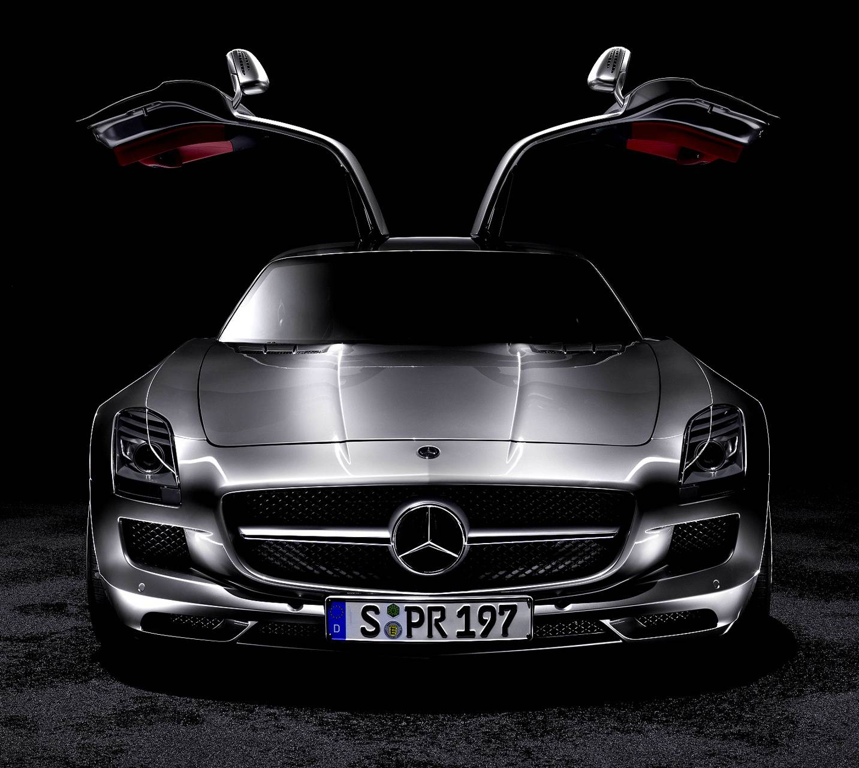 Mercedes S L S A M G