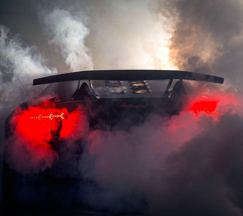 Lamborghini BurnOut