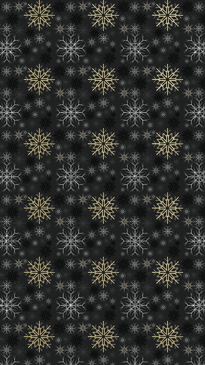 Snowflake Abstract