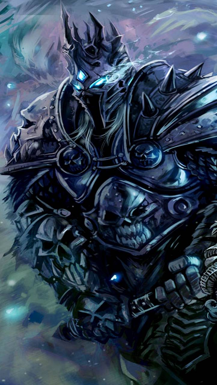 Lich King Wallpaper By Ladydemona Fe Free On Zedge