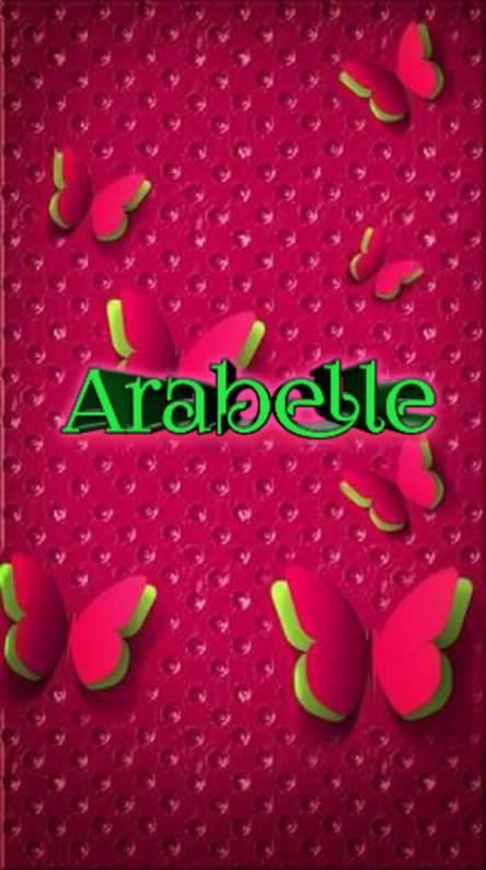 Arabelle my princess