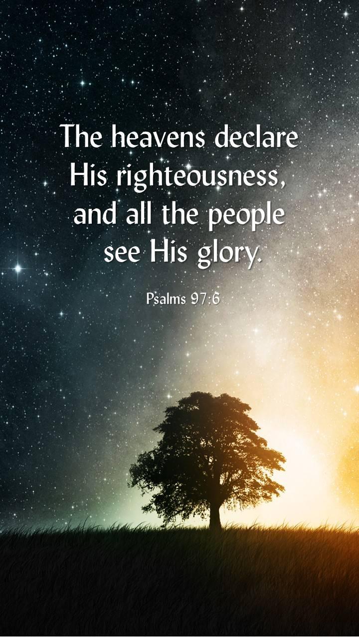 Psalms 97-6
