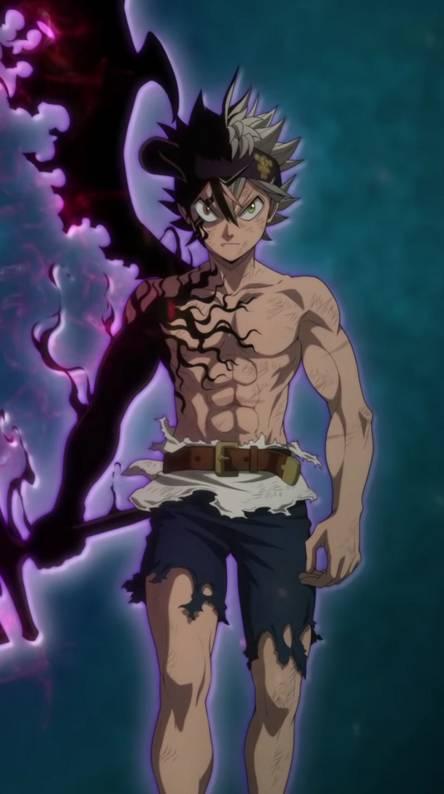 Black Clover Asta Demon Form Wallpaper Hd Top Anime Wallpaper