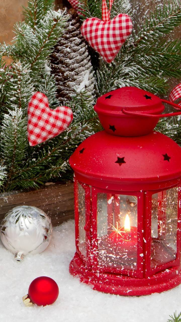 Christmas Candle Wallpaper By Skeleta999 62 Free On Zedge