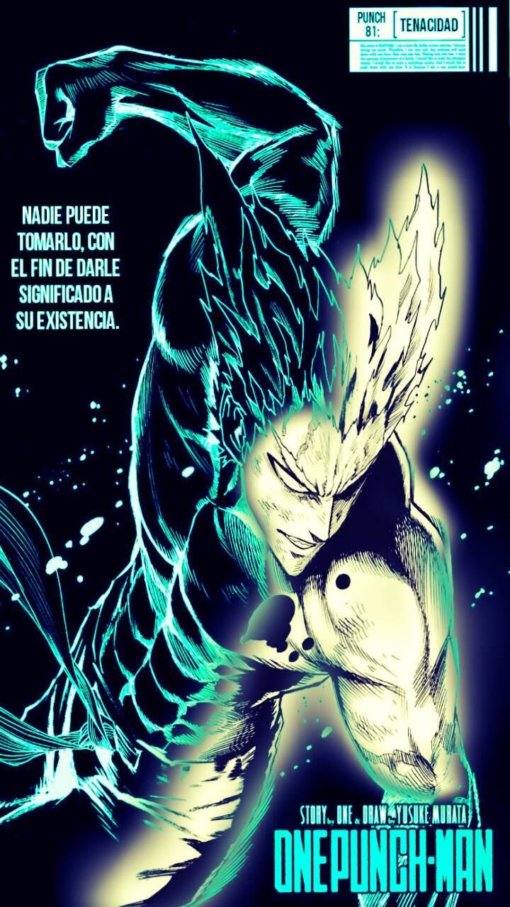 Garou Manga
