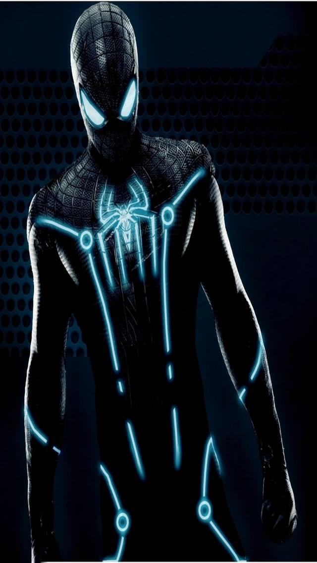 TRON Spiderman