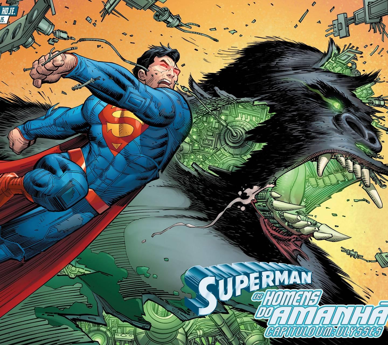 Superman HQ