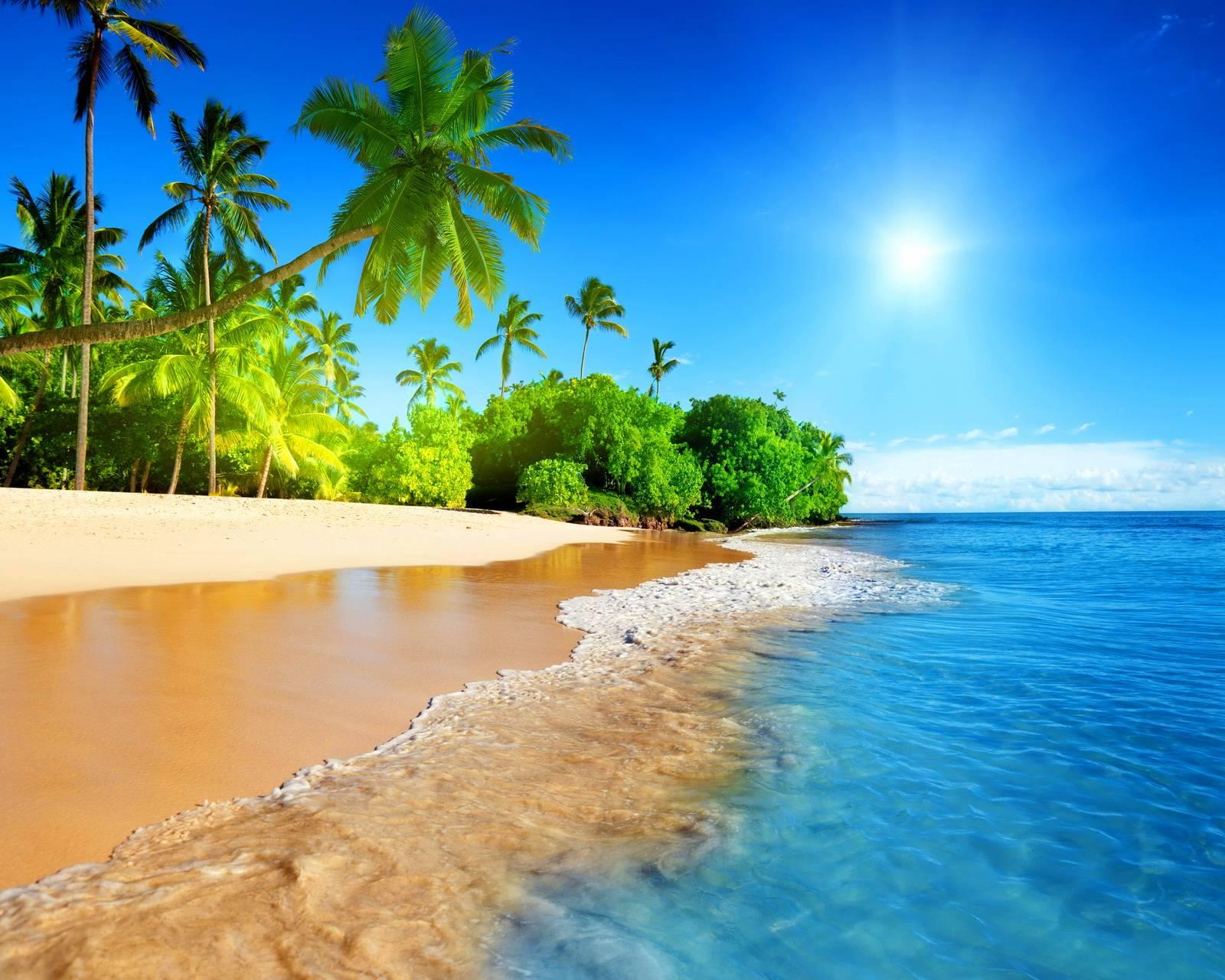 пляж картинки для планшета тот день явился