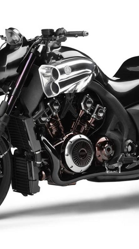 Yamaha Super Bike