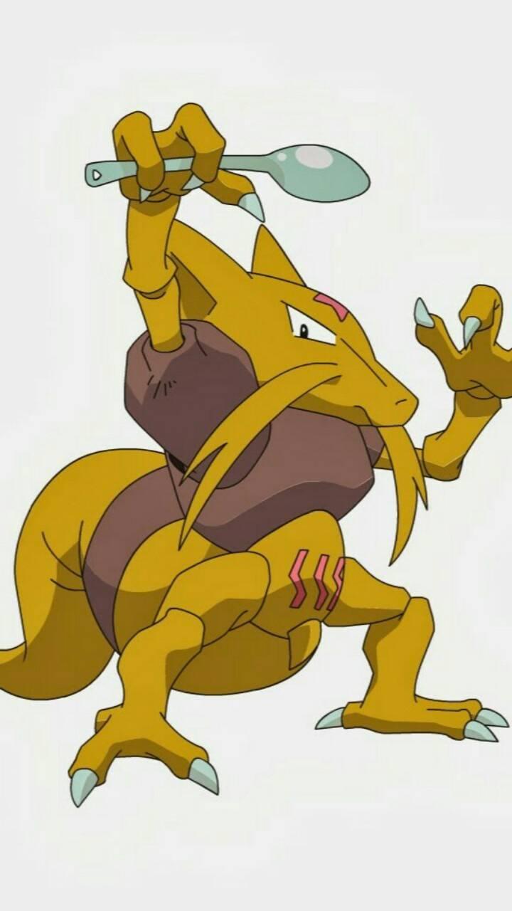 Pokemon kadabra