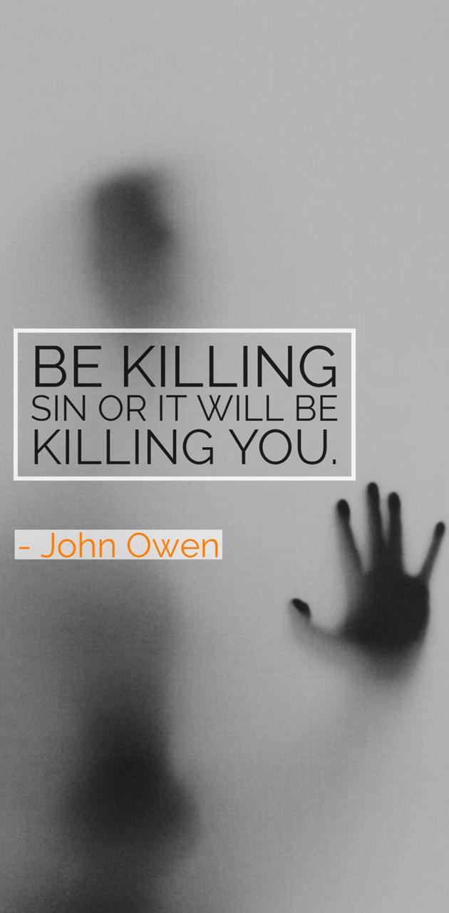 John Owen Sin