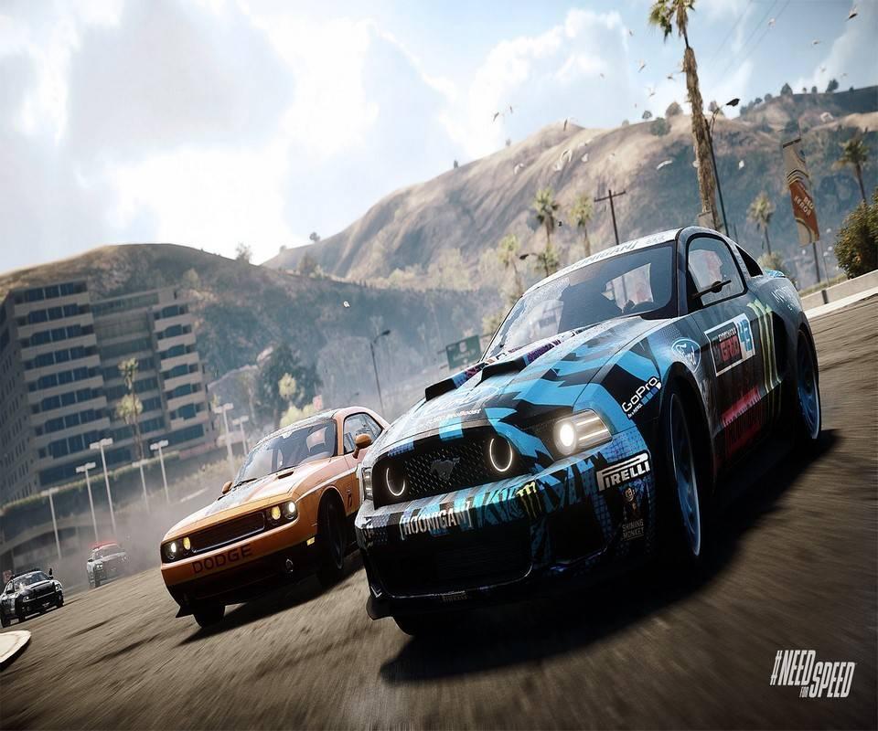 Mustang vs Dodge