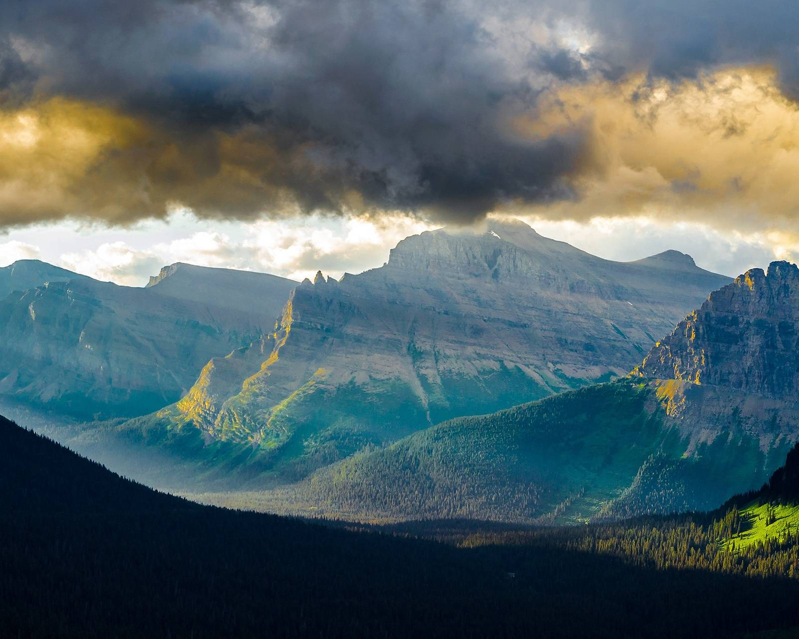 Glacier National