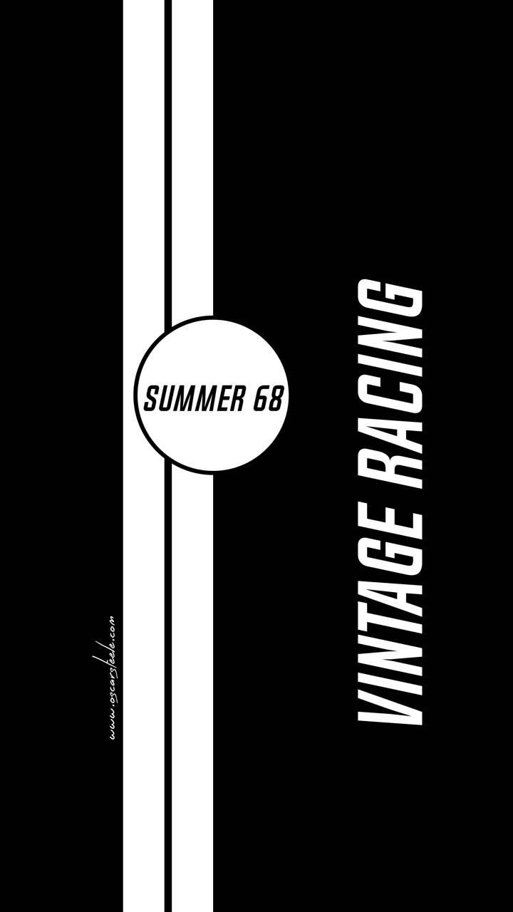 Summer 1968 Black