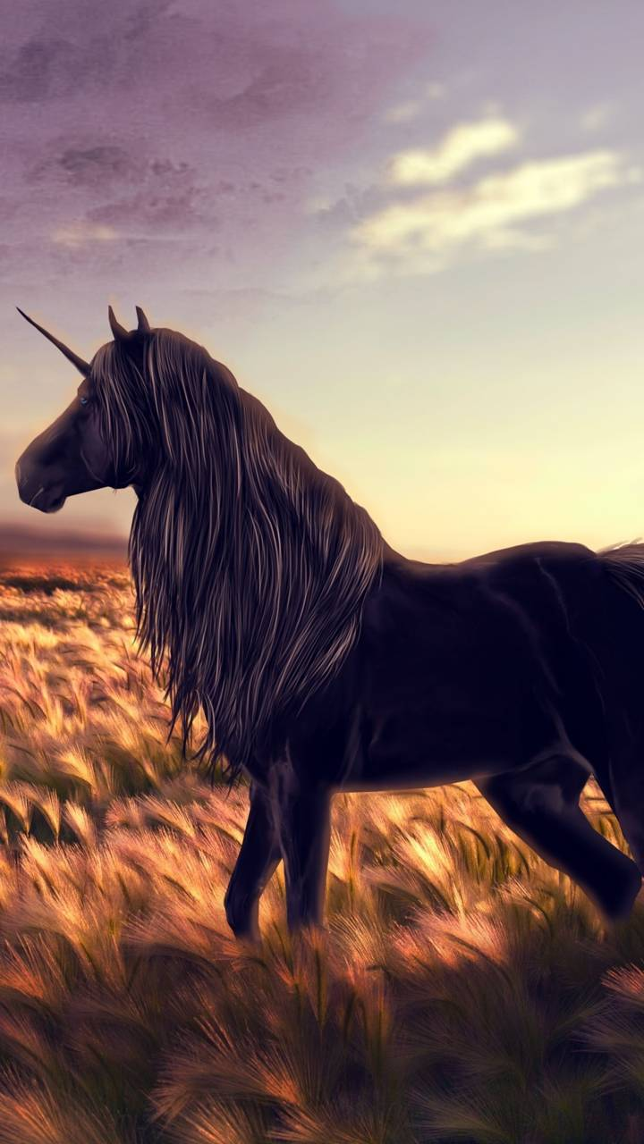 horse unicorn golf