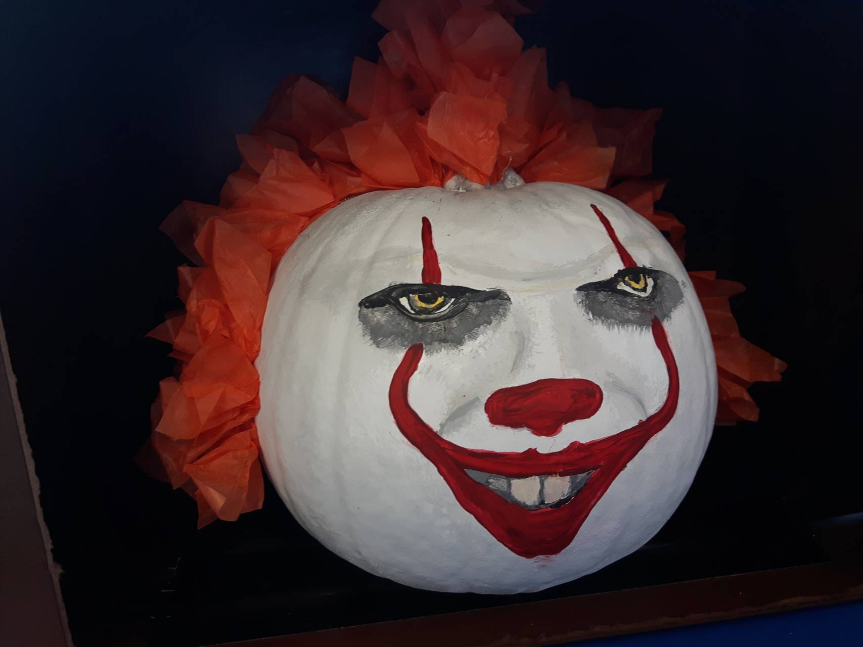 Pennywise Pumpkin