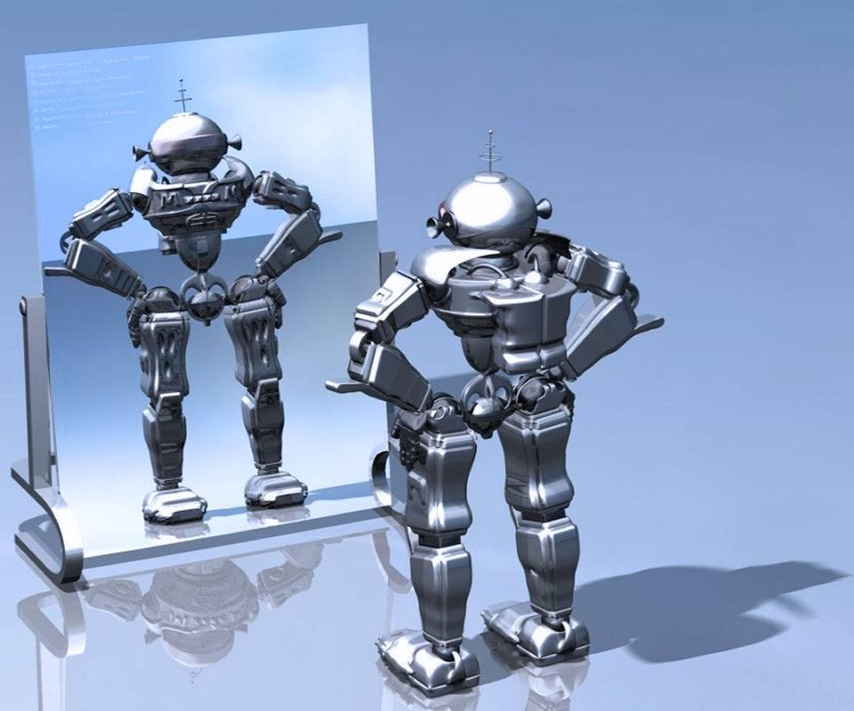Robot Vanity