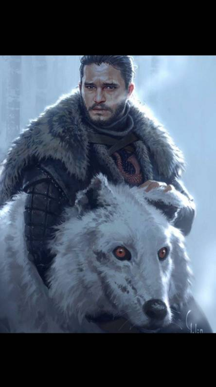 Jon Snow Wallpapers Free By Zedge