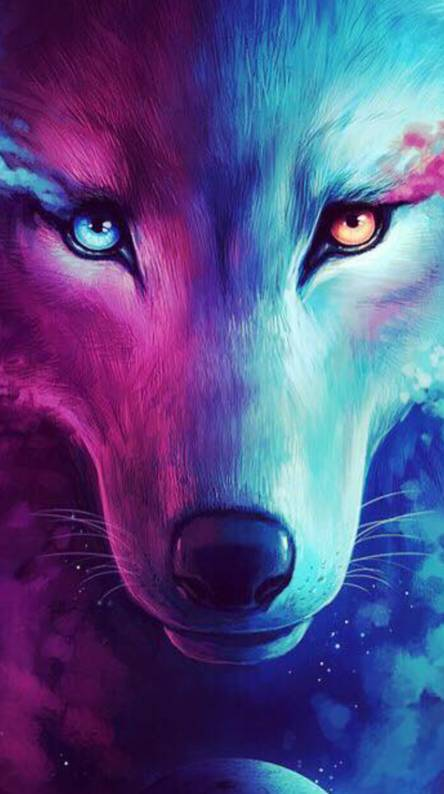 Magic Wolf Wallpapers