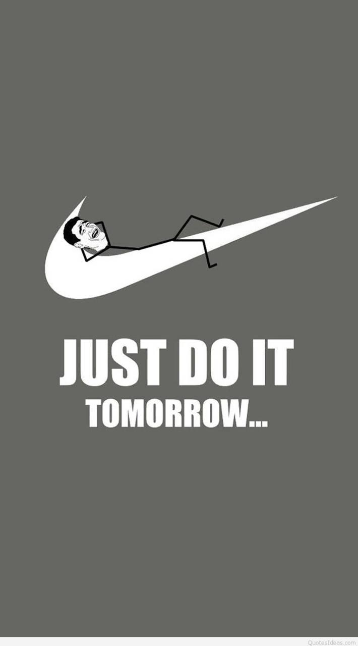 Nike Slogan Parody
