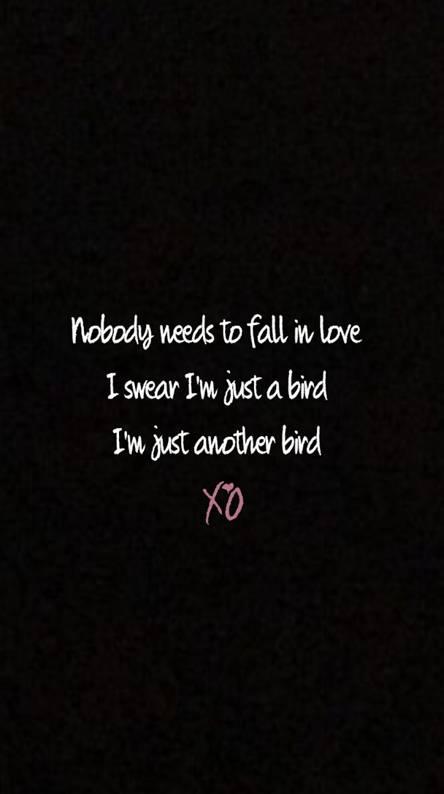 The Weeknd Lyrics