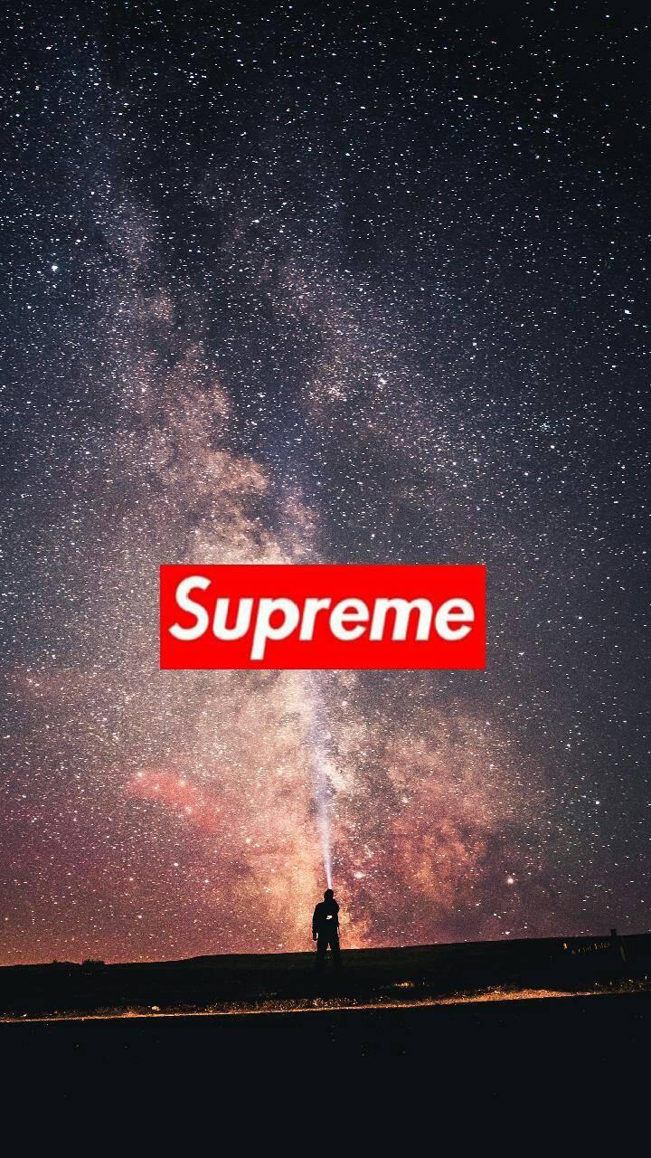 Supreme night sky
