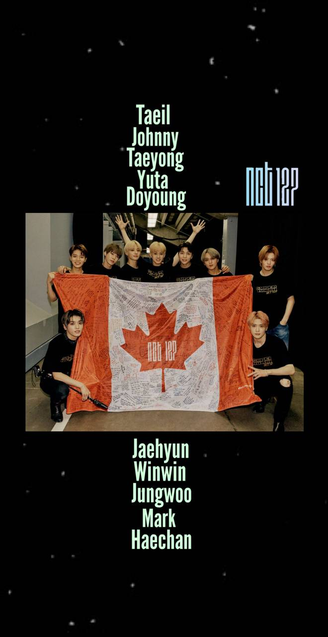 NCT127 Canada