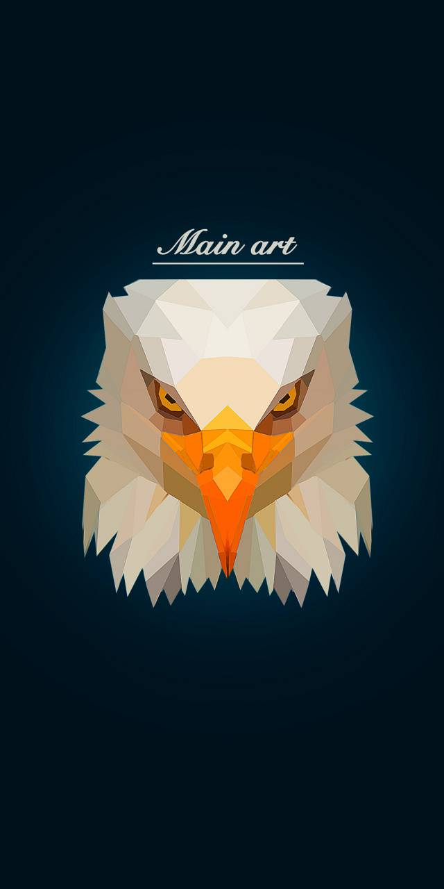 Eagle from Main art