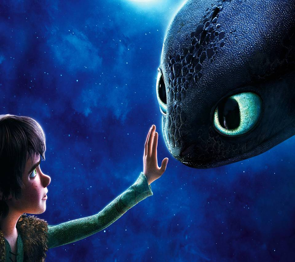 Hiccup Nnight fury