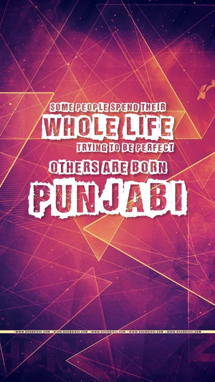 Born Punjabi