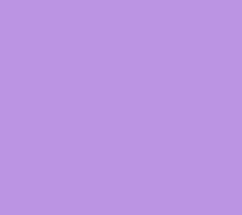 Solid lavender color